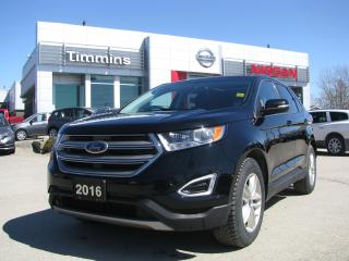 Used 2016 Ford Edge SEL for sale in Timmins, ON