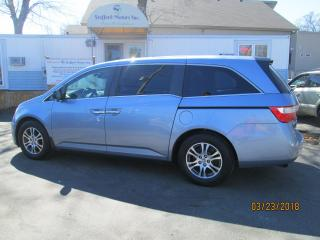 Used 2011 Honda Odyssey EX-L for sale in Scarborough, ON