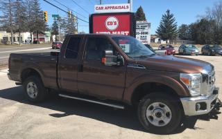 Used 2011 Ford F-250 XLT for sale in Barrie, ON