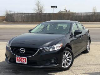 Used 2014 Mazda MAZDA6 LEATHER/NAVIGATION/BACK UP CAM *FINANCING AVAILABL for sale in Mississauga, ON