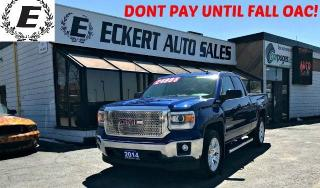 Used 2014 GMC Sierra 1500 Z71 4X4 WITH REVERSE CAMERA / BLUETOOTH for sale in Barrie, ON