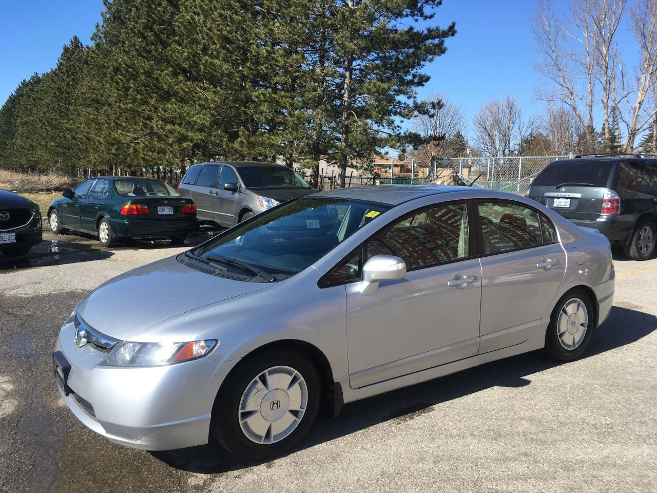 used 2007 honda civic hybrid for sale in toronto ontario. Black Bedroom Furniture Sets. Home Design Ideas