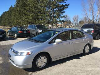 Used 2007 Honda Civic Hybrid for sale in Scarborough, ON