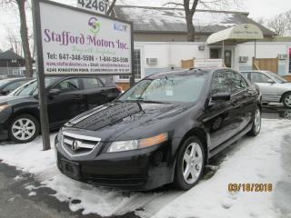 Used 2006 Acura TL Leather for sale in Scarborough, ON