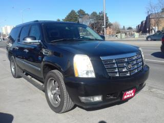 Used 2007 Cadillac Escalade ESV for sale in Scarborough, ON