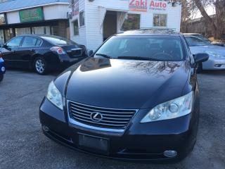 Used 2009 Lexus ES 350 ES350 2009 . Safety And E Test is Included The Pri for sale in Scarborough, ON