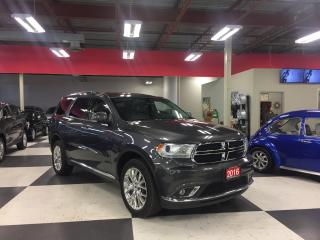 Used 2016 Dodge Durango for sale in North York, ON