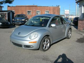 Used 2009 Volkswagen Beetle Silver-Red Edition for sale in Oshawa, ON