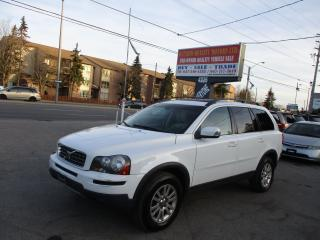 Used 2008 Volvo XC90 leather,sunroof for sale in Toronto, ON