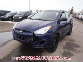 Used 2013 Hyundai TUCSON GL 4D UTILITY AT AWD 2.4L for sale in Calgary, AB