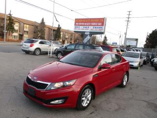 Used 2013 Kia Optima LX+ for sale in Scarborough, ON