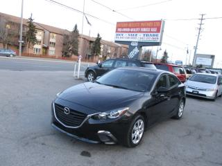 Used 2016 Mazda MAZDA3 GX,sky ,Navigation ,back up camera!!! for sale in Toronto, ON