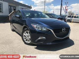 Used 2015 Mazda MAZDA3 GS | ONE OWNER | HEATED SEATS for sale in London, ON
