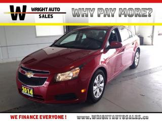Used 2014 Chevrolet Cruze 1LT LOW MILEAGE BLUETOOTH 37,051 KMS for sale in Cambridge, ON