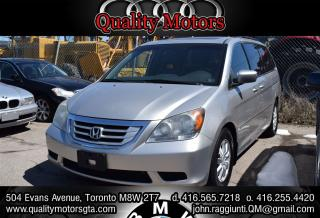 Used 2008 Honda Odyssey EX-L w/Rear Entertainment System for sale in Etobicoke, ON