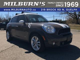 Used 2012 MINI Cooper Countryman S / AWD for sale in Guelph, ON