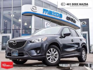 Used 2015 Mazda CX-5 GS,0.9% AVAILABLE, REAR-VIEW CAMERA,BLUETOOTH for sale in Mississauga, ON