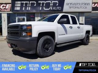 Used 2015 Chevrolet Silverado 1500 Work Truck ** Backup Cam, Remote Start, Bluetooth for sale in Bowmanville, ON