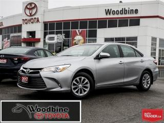 Used 2017 Toyota Camry LE, BLUETOOTH, BACK UP CAM, TSS for sale in Etobicoke, ON