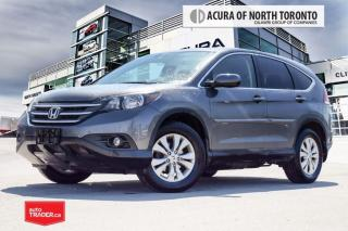 Used 2014 Honda CR-V EX-L AWD Accident Free| Bluetooth|Heated Seat for sale in Thornhill, ON