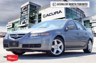 Used 2005 Acura TL 5sp at Accident Free| LOW KM| Bluetooth for sale in Thornhill, ON