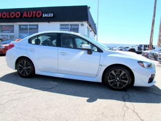 Used 2015 Subaru WRX LIMITED PREMIUM AWD NAVIGATION CAMERA CERTIFIED WARRANTY for sale in Milton, ON