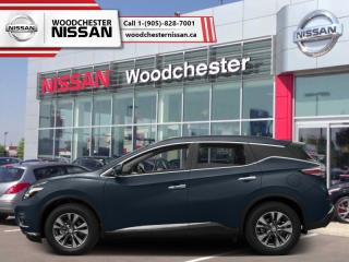 New 2018 Nissan Murano AWD SL  - $292.24 B/W for sale in Mississauga, ON