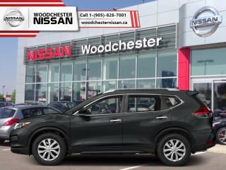 New 2018 Nissan Rogue FWD S  - Bluetooth -  SiriusXM - $175.52 B/W for sale in Mississauga, ON