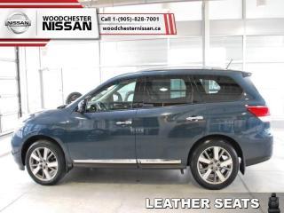 Used 2014 Nissan Pathfinder Platinum  - Navigation - $167.19 B/W for sale in Mississauga, ON