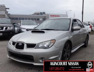 Used 2006 Subaru Impreza WRX |AS-IS SUPERSAVER| for sale in Scarborough, ON