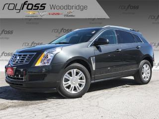 Used 2015 Cadillac SRX Luxury for sale in Woodbridge, ON
