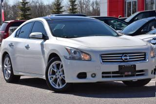 Used 2013 Nissan Maxima Navigation*Leather*Heated Seats for sale in Ajax, ON