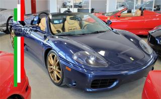 Used 2004 Ferrari 360 Spider - for sale in Woodbridge, ON