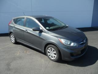 Used 2012 Hyundai Accent GL AUTOMATIC for sale in Dartmouth, NS