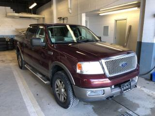 Used 2004 Ford F-150 Lariat for sale in Walkerton, ON