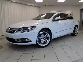 Used 2017 Volkswagen Passat CC Wolfsburg 4 Motion for sale in Sherbrooke, QC