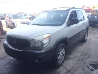 Used 2004 Buick Rendezvous Utilitaire sport CX 4 portes, traction a for sale in Quebec, QC