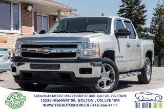 Used 2009 Chevrolet Silverado 1500 LT for sale in Caledon, ON
