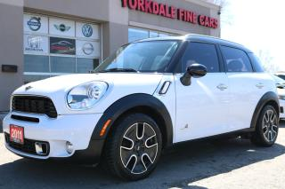 Used 2011 MINI Cooper Countryman S Navigation, Panoramic. Leather. Very Clean for sale in North York, ON