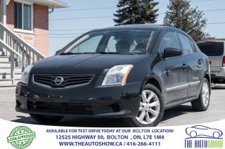 Used 2011 Nissan Sentra 2.0 SL SUNROOF for sale in Caledon, ON