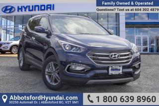 New 2018 Hyundai Santa Fe Sport 2.4 SE for sale in Abbotsford, BC