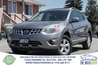 Used 2013 Nissan Rogue AWD SUNROOF SPOILER SE for sale in Caledon, ON