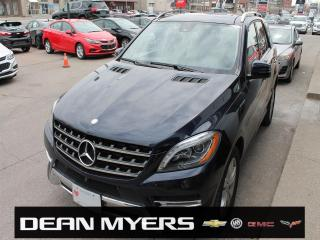 Used 2015 Mercedes-Benz ML-Class ML400 4MATIC for sale in North York, ON