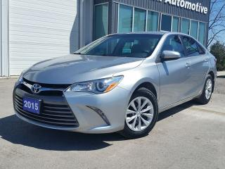 Used 2015 Toyota Camry LE for sale in Beamsville, ON