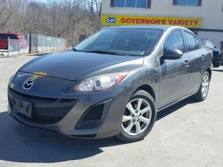 Used 2011 Mazda MAZDA3 GS for sale in Dundas, ON