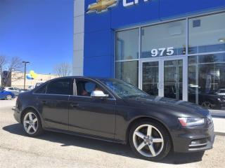 Used 2013 Audi S4 3.0t Premium Ext for sale in Gatineau, QC