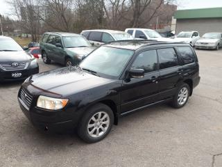 Used 2006 Subaru Forester 2.5XS Premium for sale in Guelph, ON