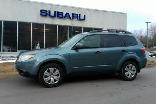 Used 2009 Subaru Forester X w/Premium Pkg for sale in Minden, ON