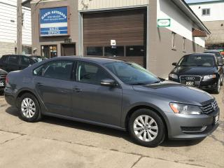 Used 2013 Volkswagen Passat Bluetooth/ Heated Seats for sale in Kitchener, ON