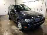 Photo of Blue 2007 BMW X3